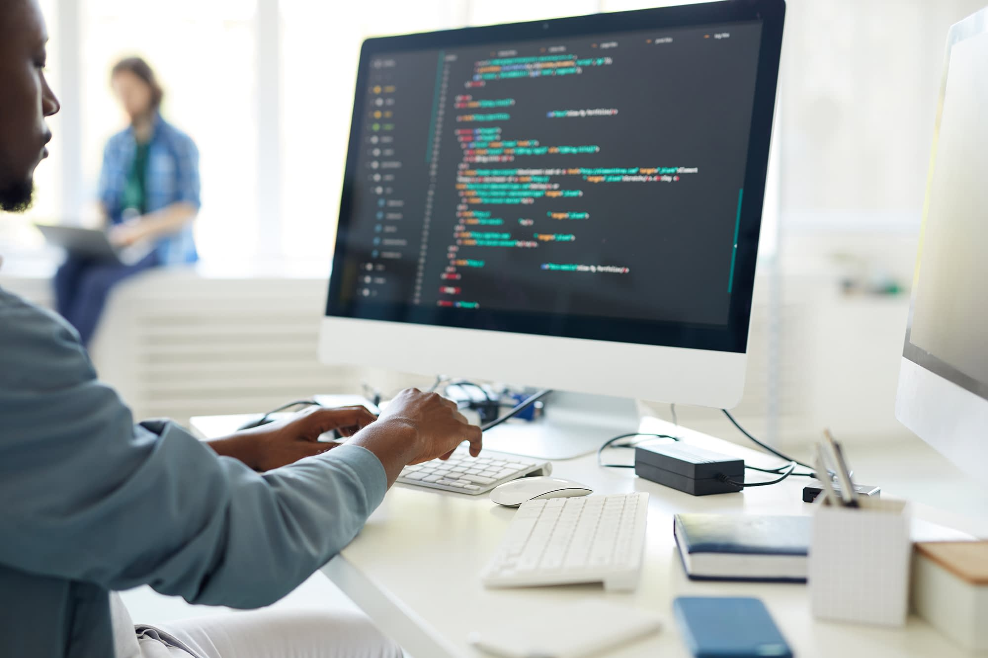 Becoming A Self-Taught Developer