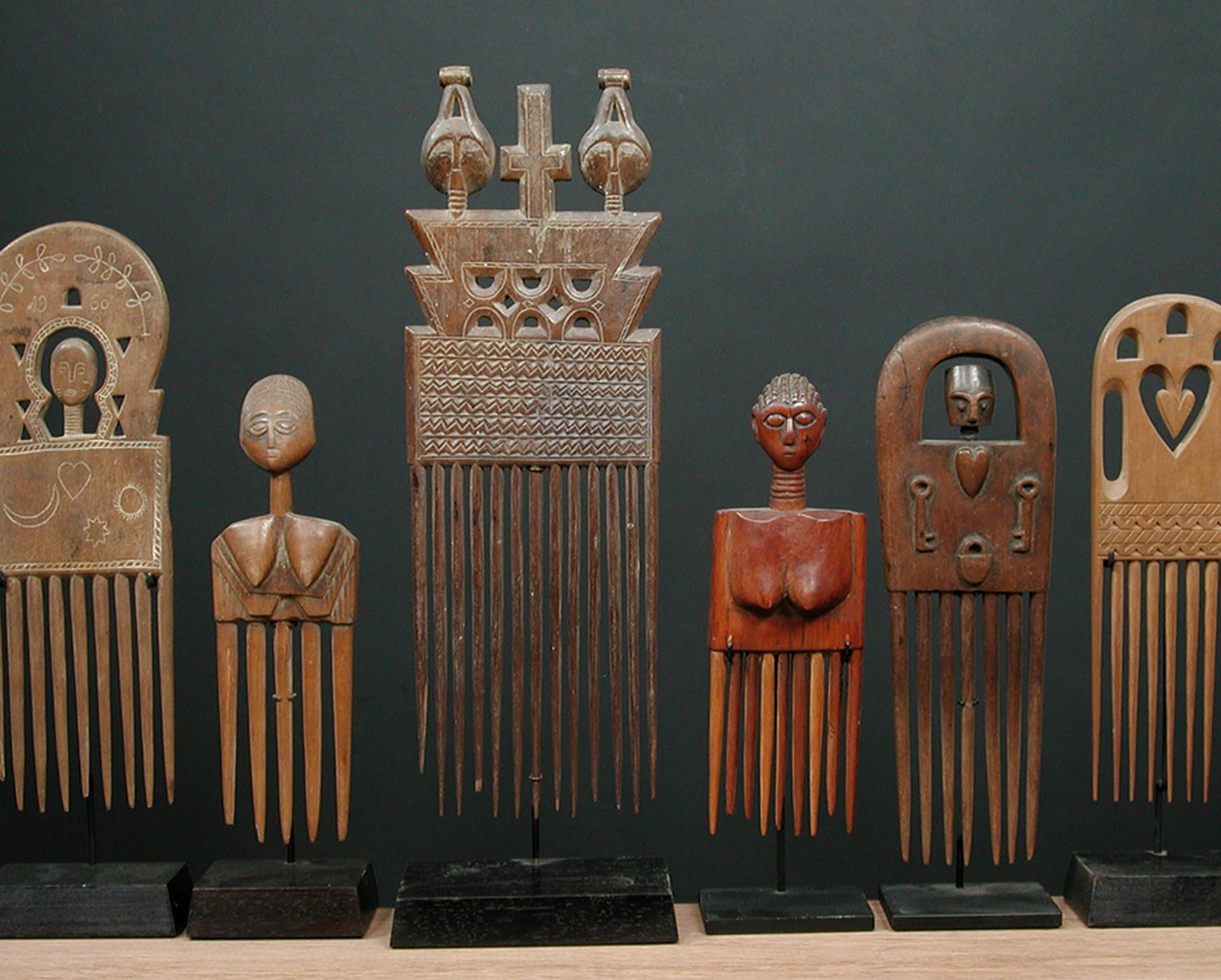 Combs, Ashanti people